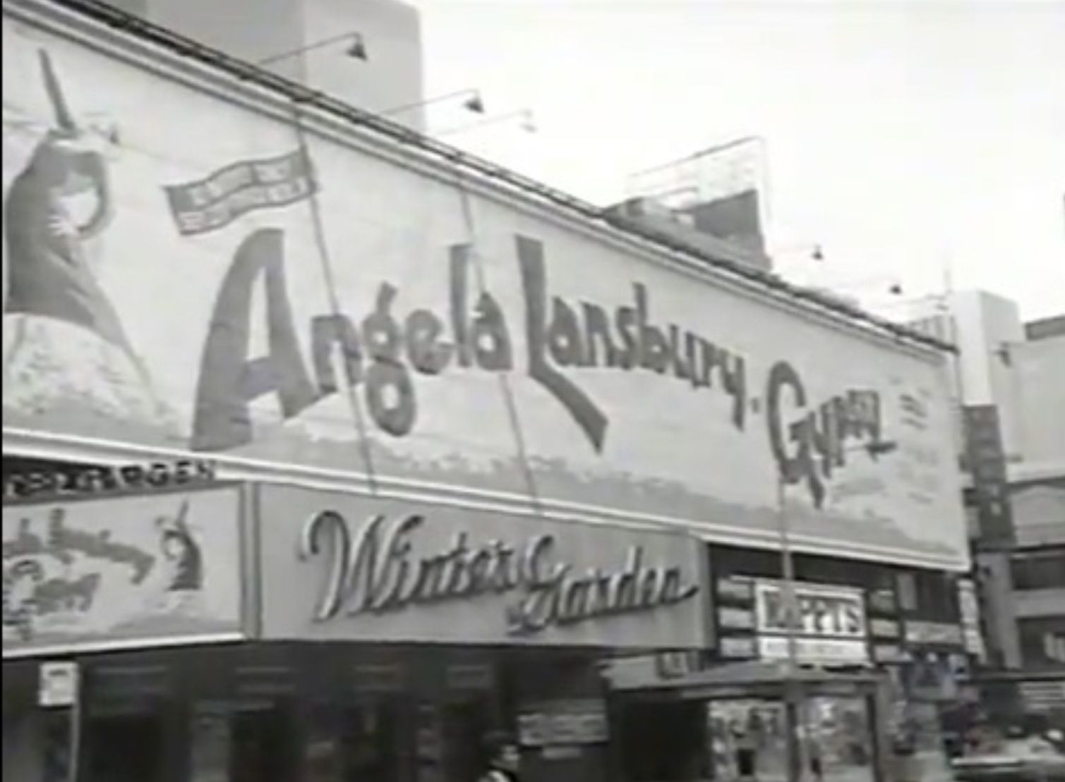 broadway marquee gypsy revival winter garden theatre angela