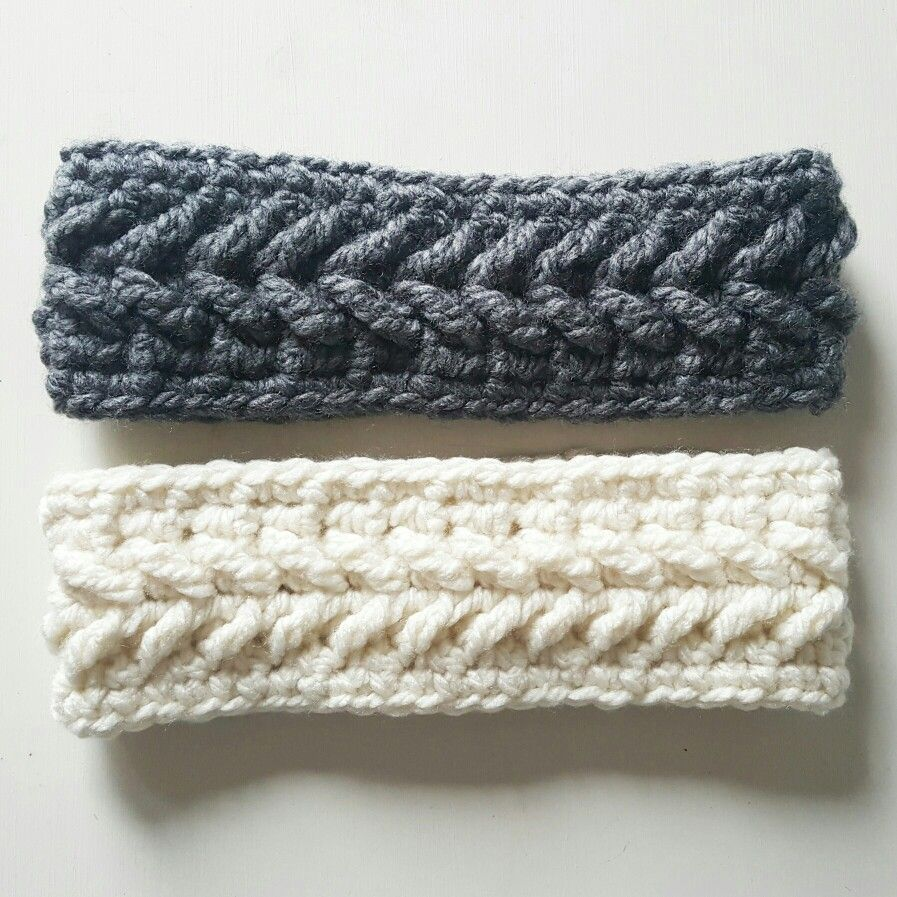 FREE TUTORIAL} Arrow Earwarmer Tutorial | Free Crochet Pattern ...