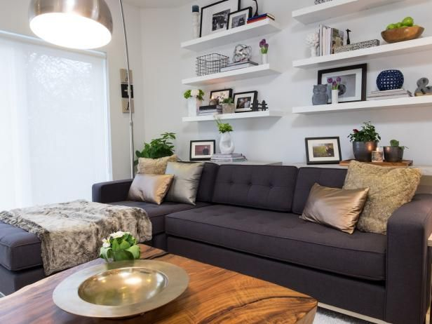 12 Living Room Design Ideas For The Gray Sectional Owner Living