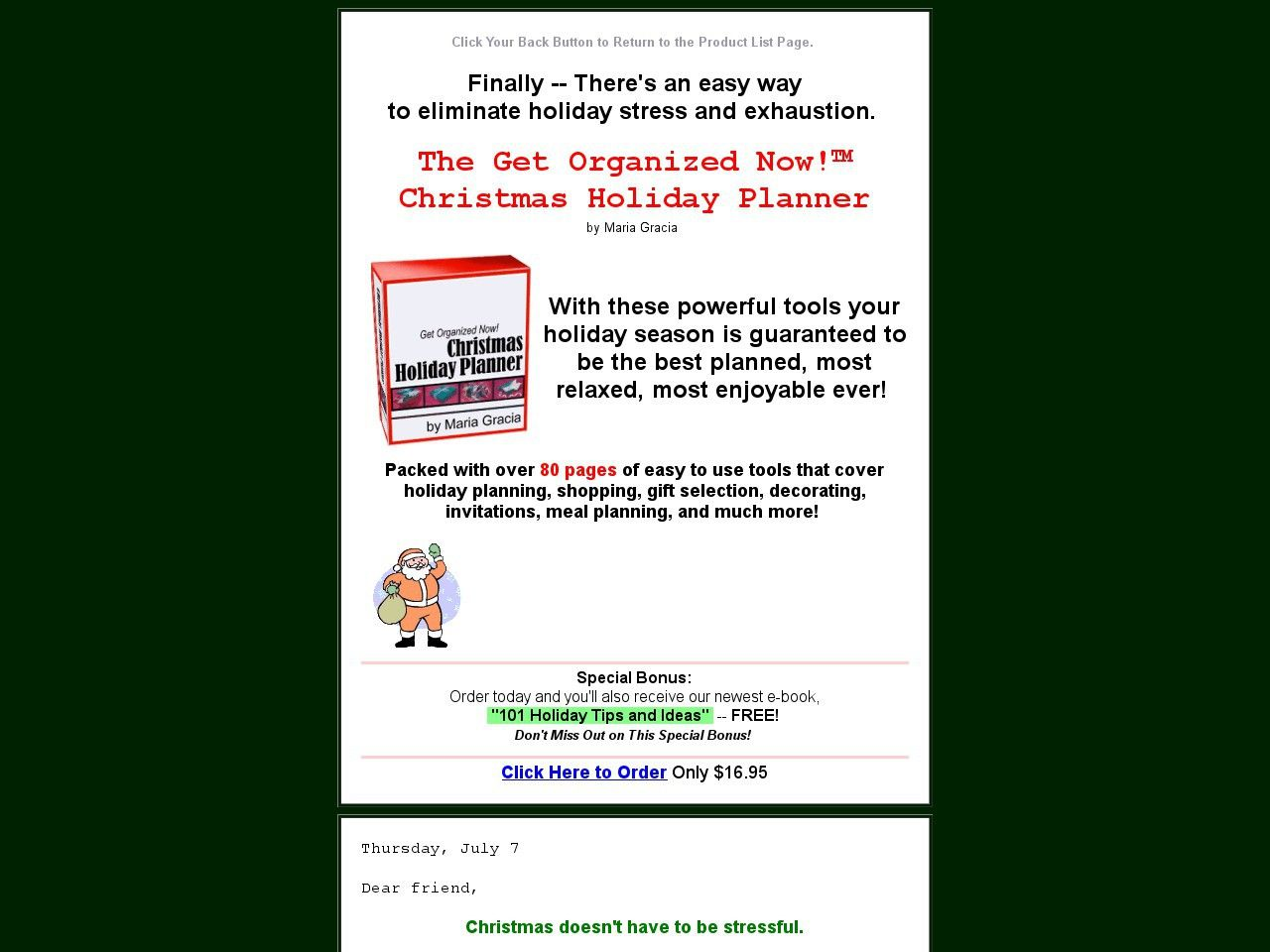 Get] Christmas Holiday Planner - http://www.vnulab.be/lab-review ...