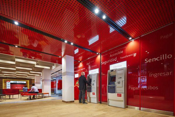 Home Retail Focus Bank Design Retail Interior Design Retail Space Design