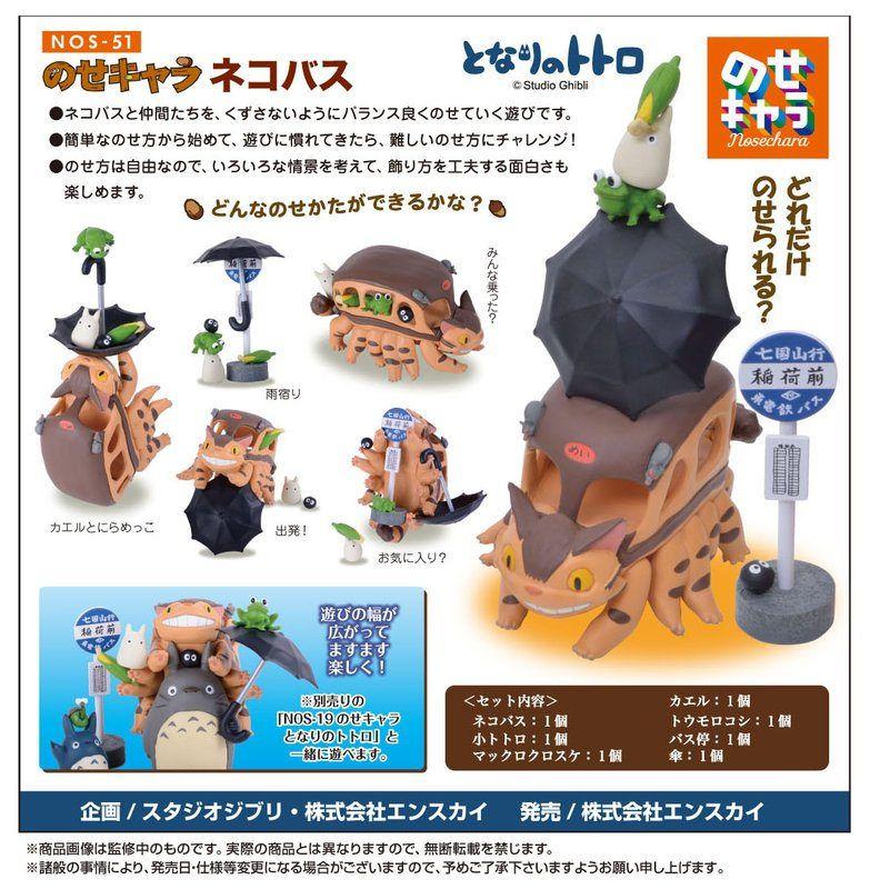 日廠商ENSKY已推出多款吉卜力工作室的動畫周邊商品,像是「魔女宅急便」、「龍貓疊疊樂」、「天空之城 機器人兵」和「《龍貓》俄羅斯娃娃」等等受到喜愛宮崎駿老師的玩具人們歡迎,這次將以《龍貓》...