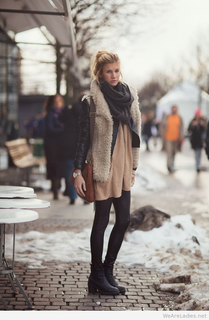 Latest winter style 2016 for women