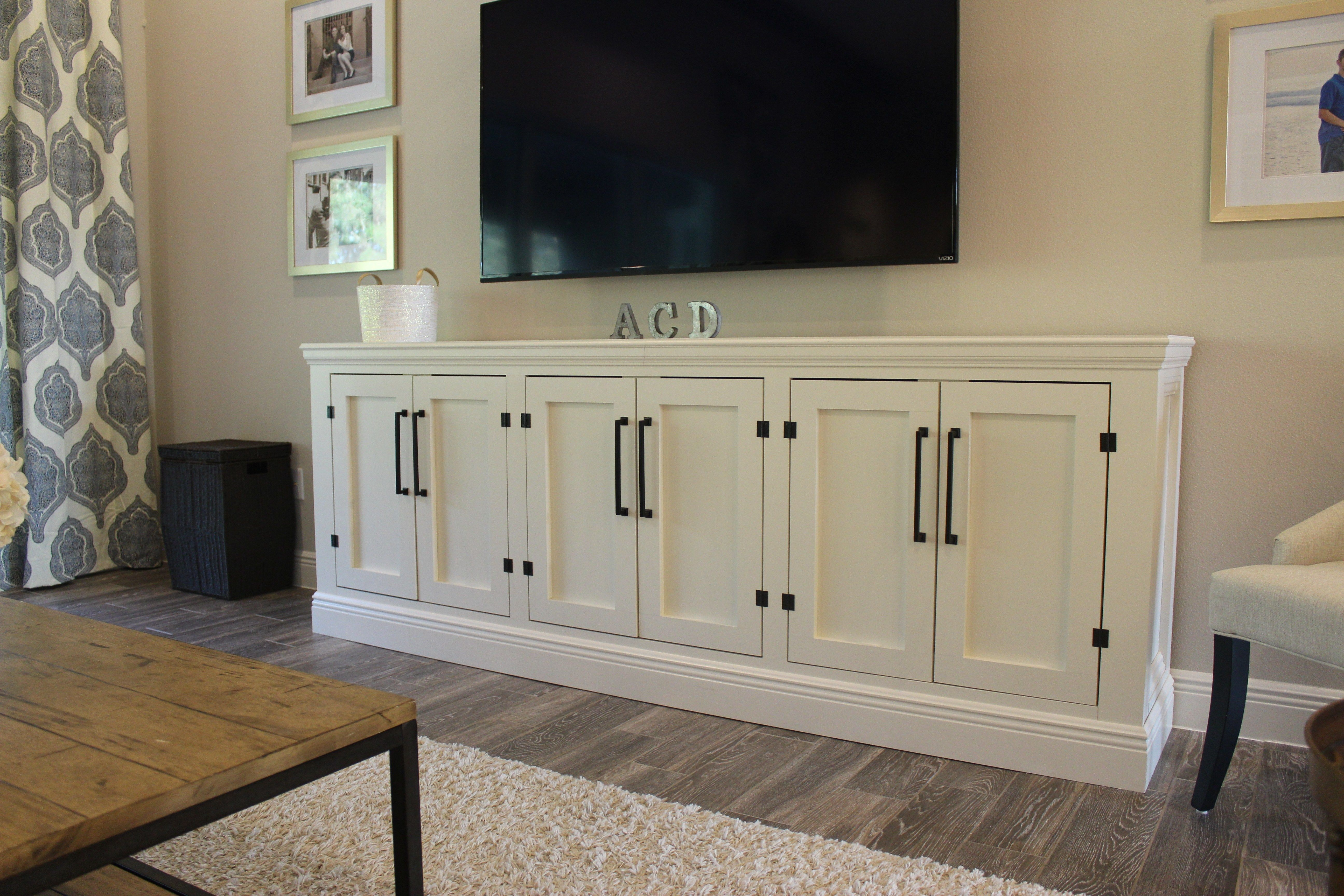 10 Diy Tv Stand Ideas You Can Try At Home Tv Stand Sideboard