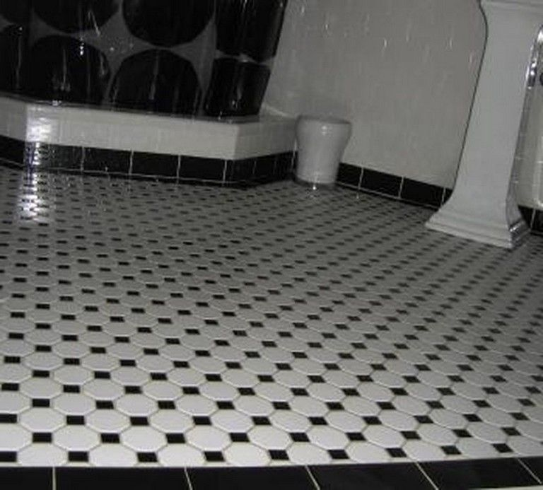 Good Home Classic Art Deco Floor Tile That Must You See Decoration