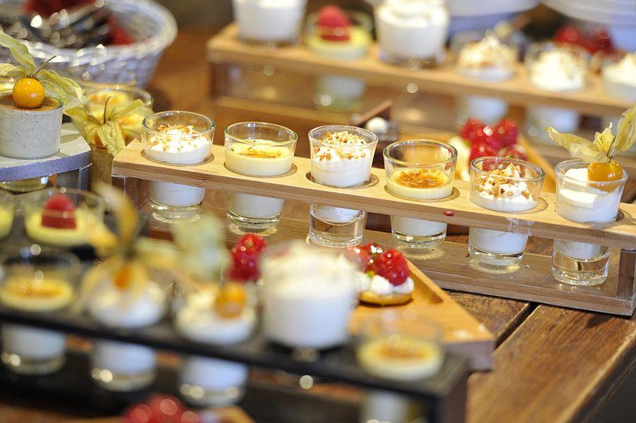 Manoir aux Loups - Buffet dessert