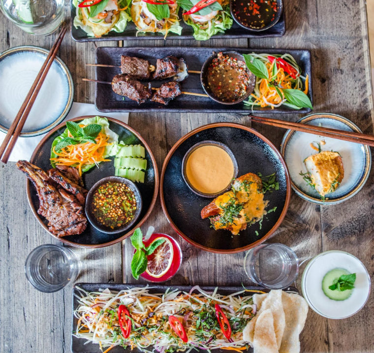 London S Best Vietnamese Restaurants Londonist Vietnamese Restaurant Vietnamese Street Food Food Spot