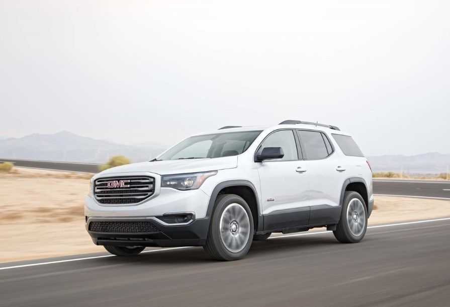 2020 Gmc Acadia Denali More Power With New Engine Options Future