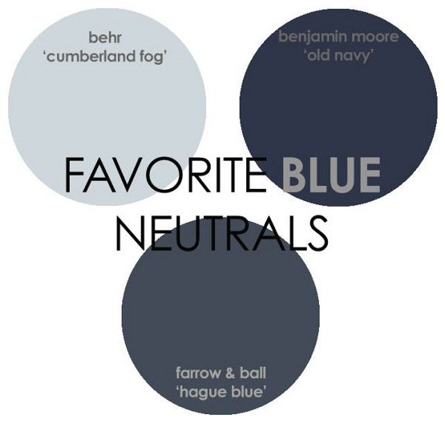 Blue Paint Color Old Navy Benjamin