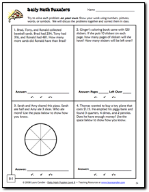 Math Problem Solving Resources Math Problem Solving Daily Math Math Instruction