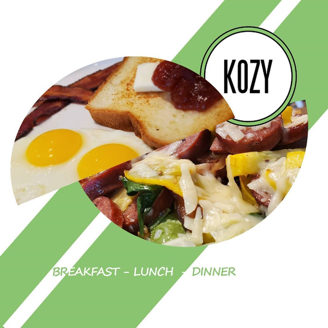 #breakfast #lunch #dinner #brunch #kozykitchen #shoplocal #supportsmallbusiness