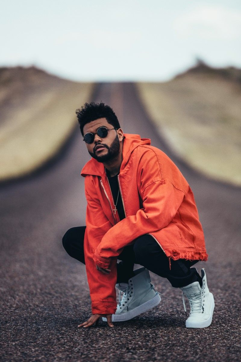 PUMA Parallel x XO - Premier volet de la collaboration The Weeknd x ... d5e0a7295
