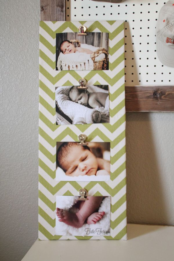 Diy Picture Frame 5 Creative Ideas Diy Diy Frame Picture