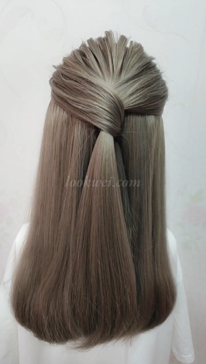 Do You Want To Learn This Hairstyle Bobfrisurenvideos Hairstyle Learn Hair Styles Long Hair Styles Hair Upstyles