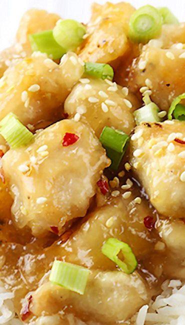Chinese honey garlic chicken ever versatile chicken pinterest chinese honey garlic chicken forumfinder Images