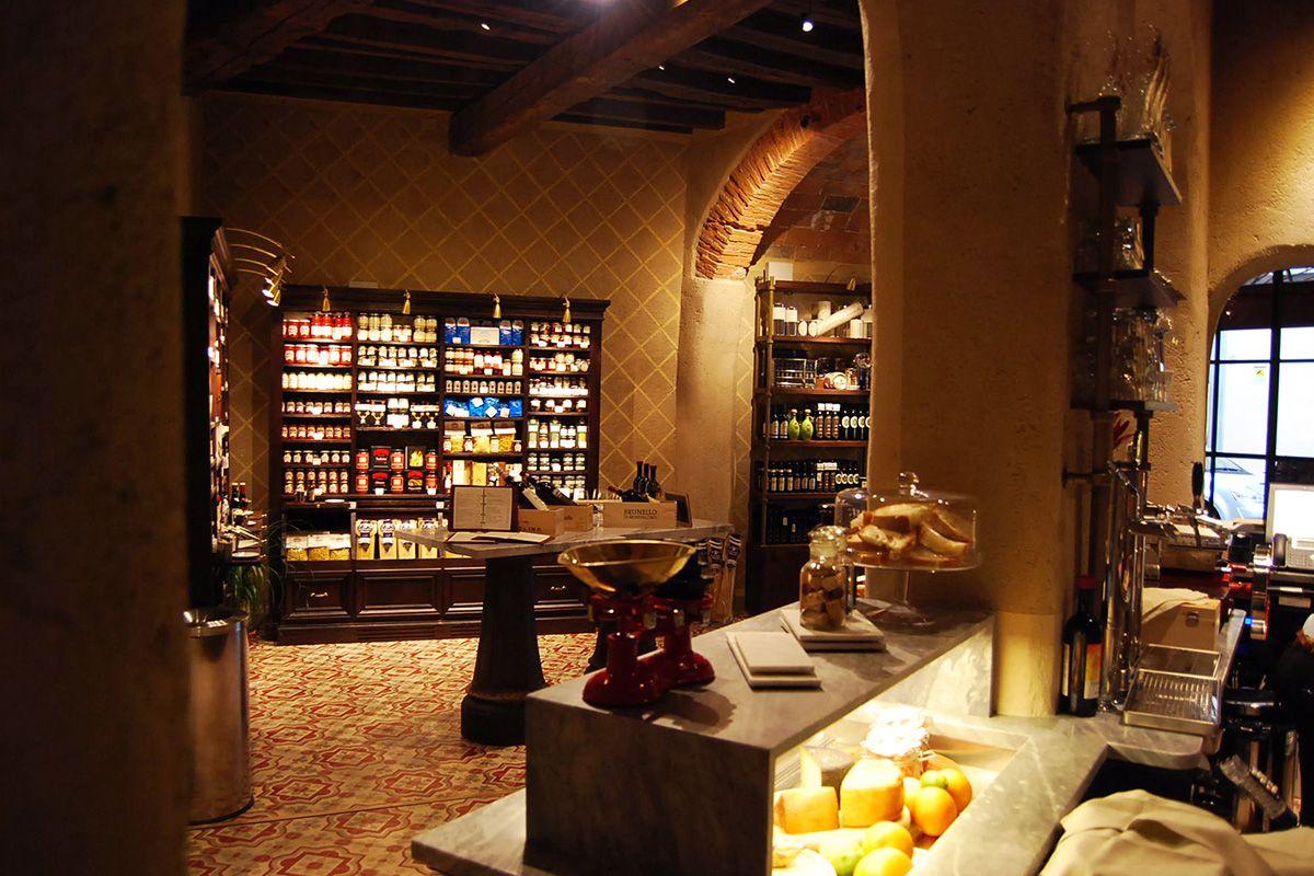 Cucina Torcicoda in Florence,Store detail, project by Luigi Fragola Architects #LuigiFragola #DesignRestaurant #Foodstore #CucinaTorcicoda