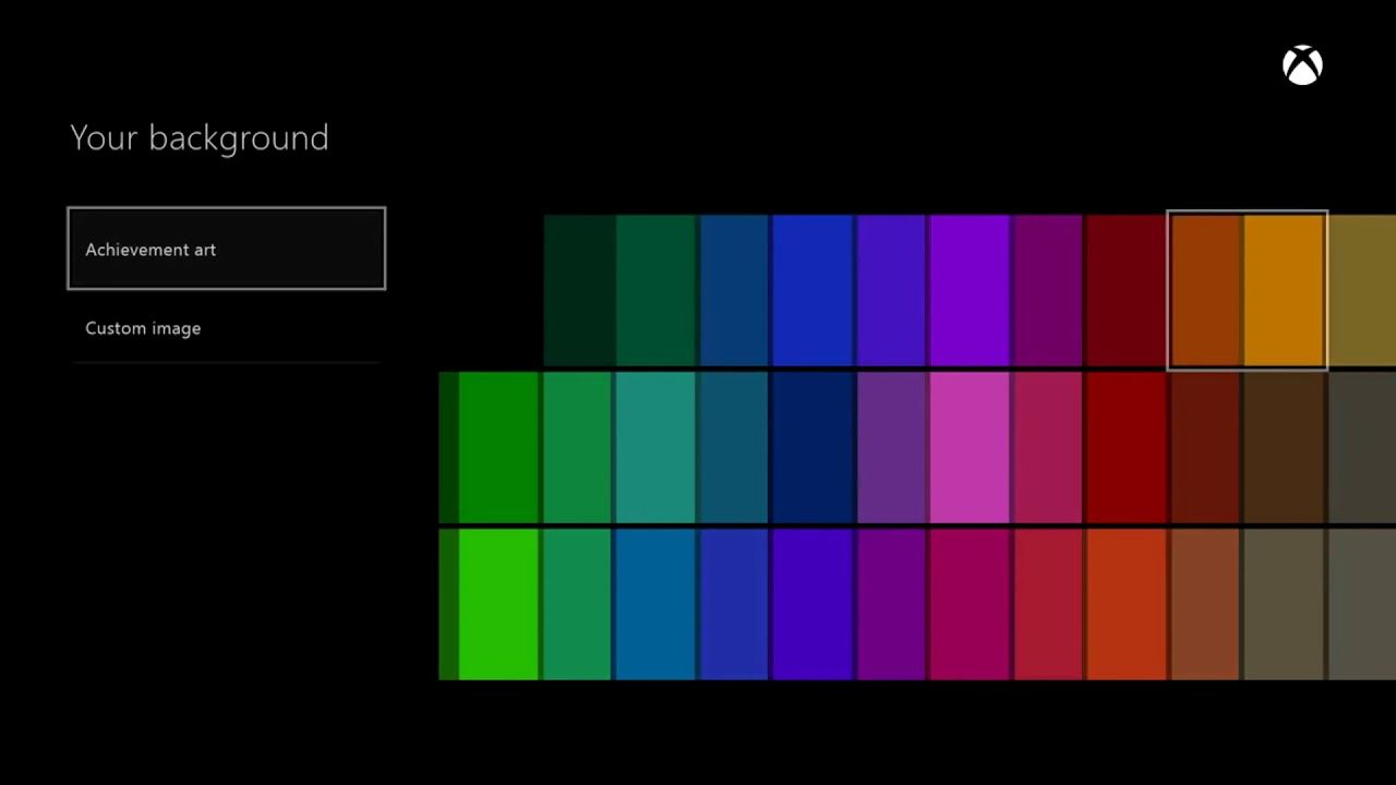 Change Background Color In Xbox One Easy Change