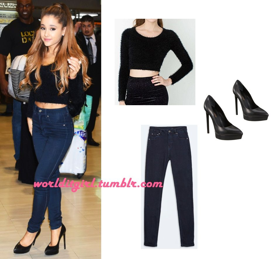 Ariana Grande Outfits Buscar Con Google Outfis Pinterest Searching