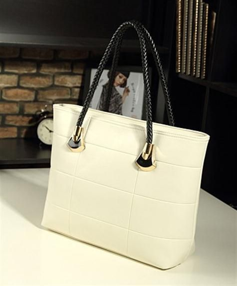 2014 New Women's Leather Handbags Fashion  Brand Luxury Women Shoulder Bag Lady Casual Shopping Tote 5Color