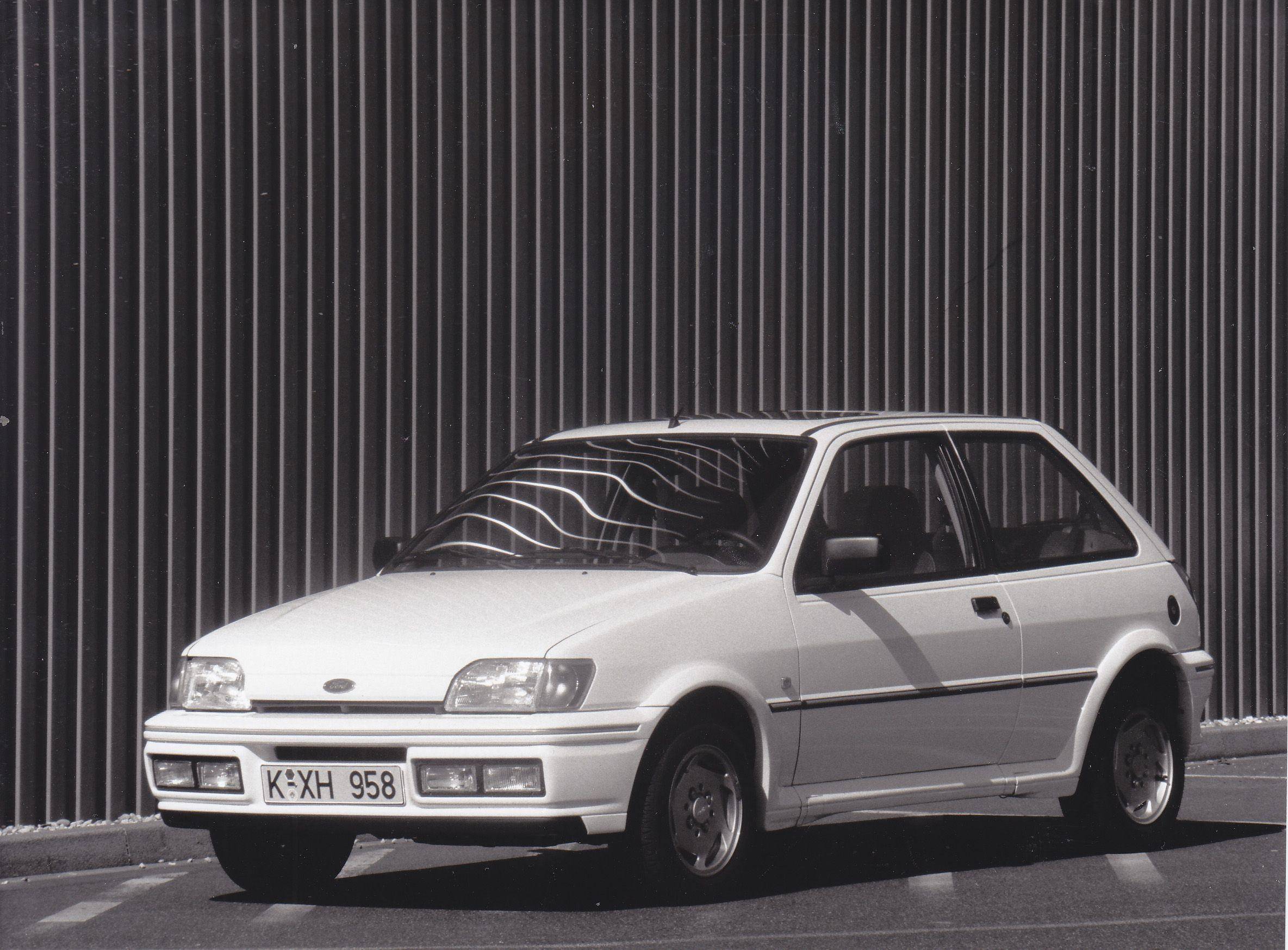 Ford Fiesta Xr2i Iaa 1989 Euro Cars Luxury Cars Photo