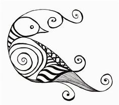 simple christmas line drawings - Google Search | christmas doodles ...