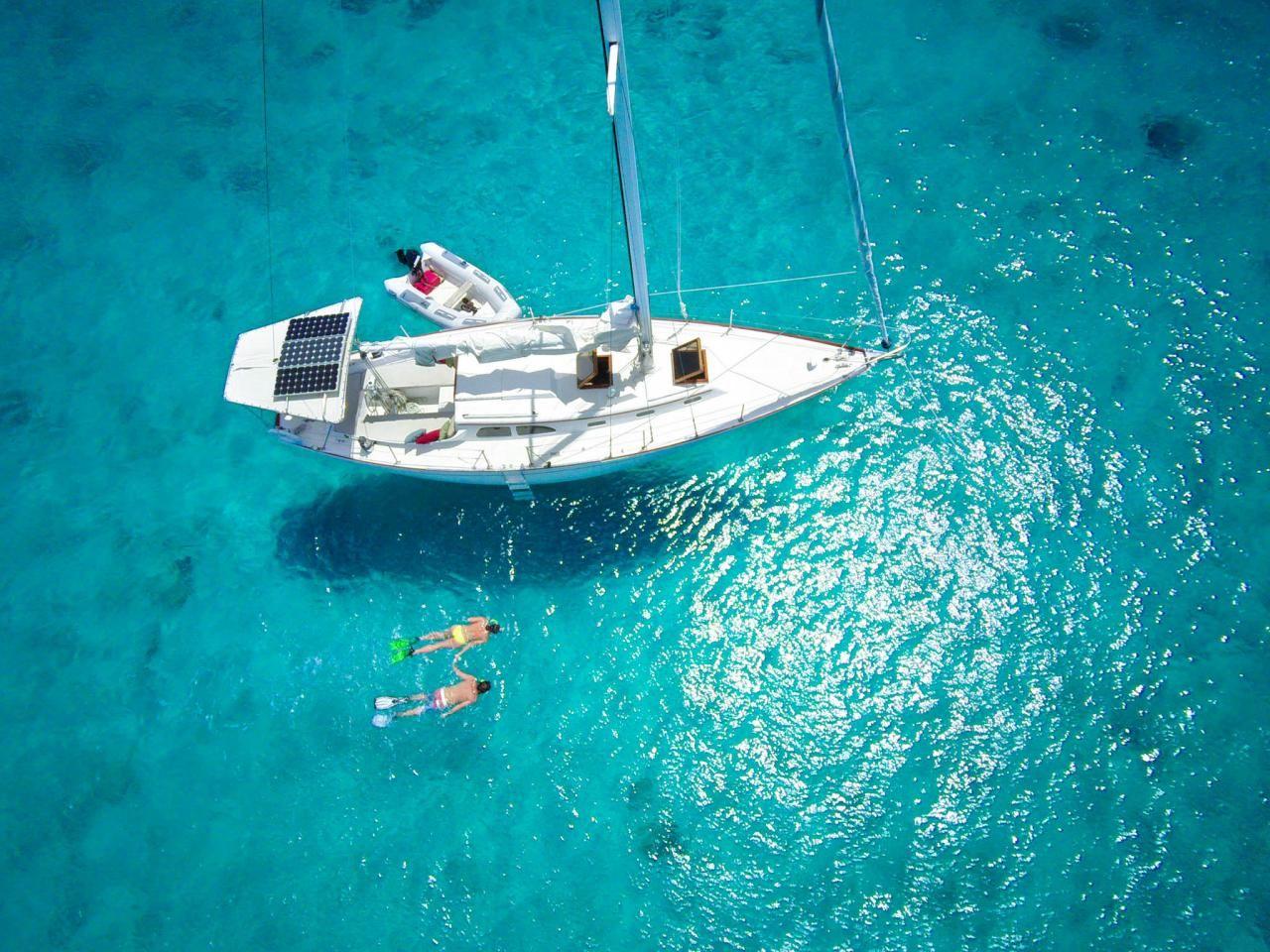 Sail the British Virgin Islands 8 Adventurous Vacations