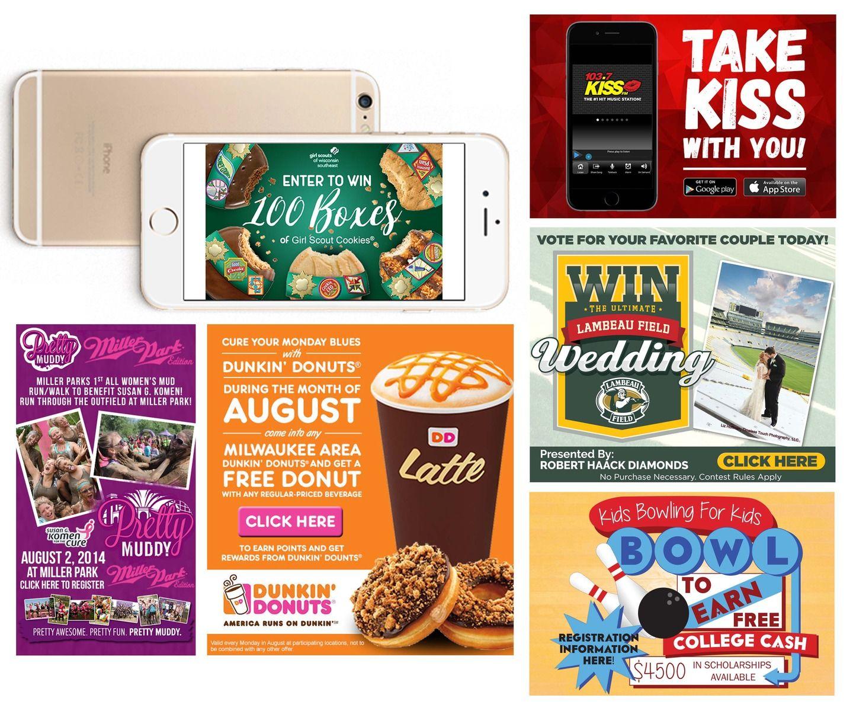 Nicole Esche Graphic Design Milwaukee Digital Advertising Email