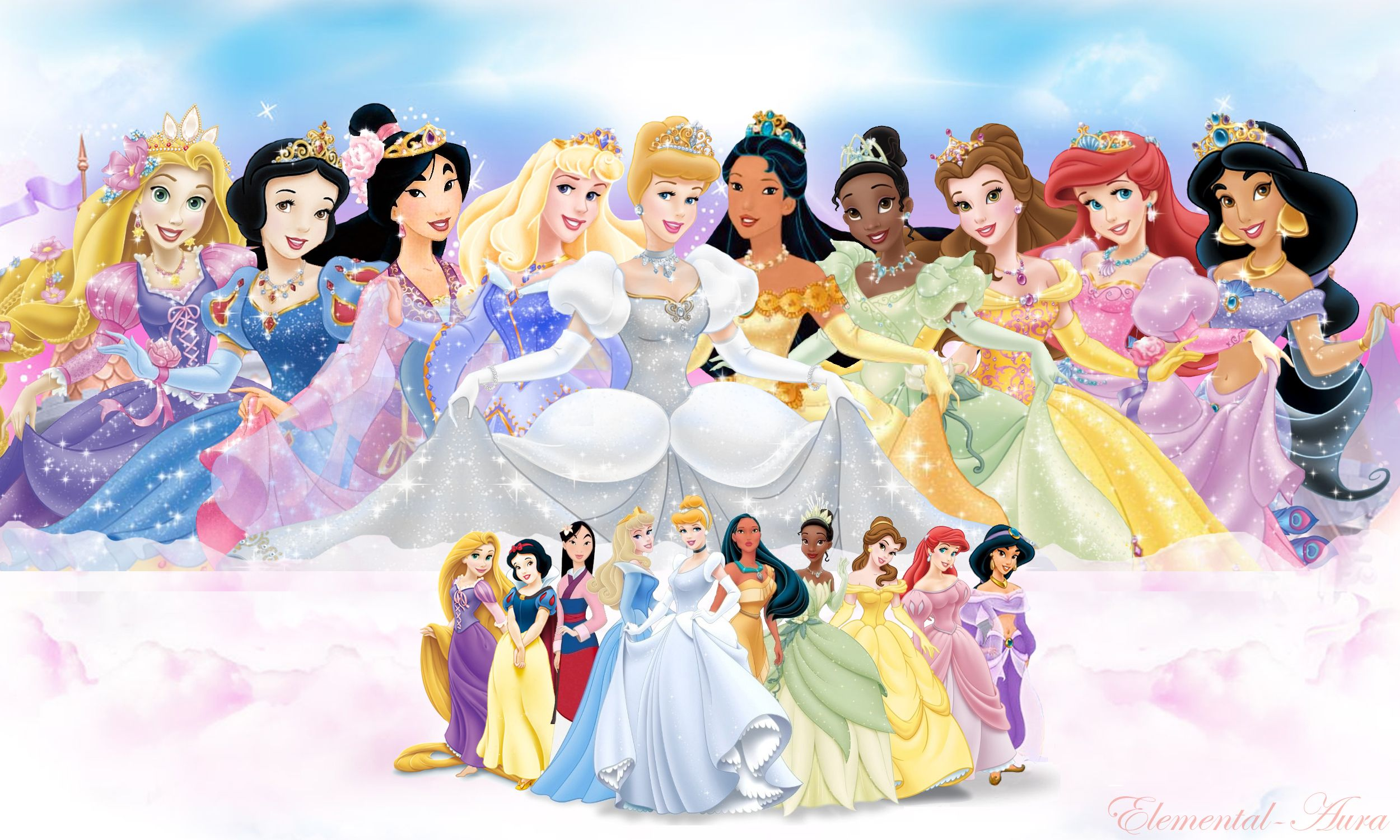 Famous Disney Princess Ball Gown Elaboration - Best Evening Gown ...