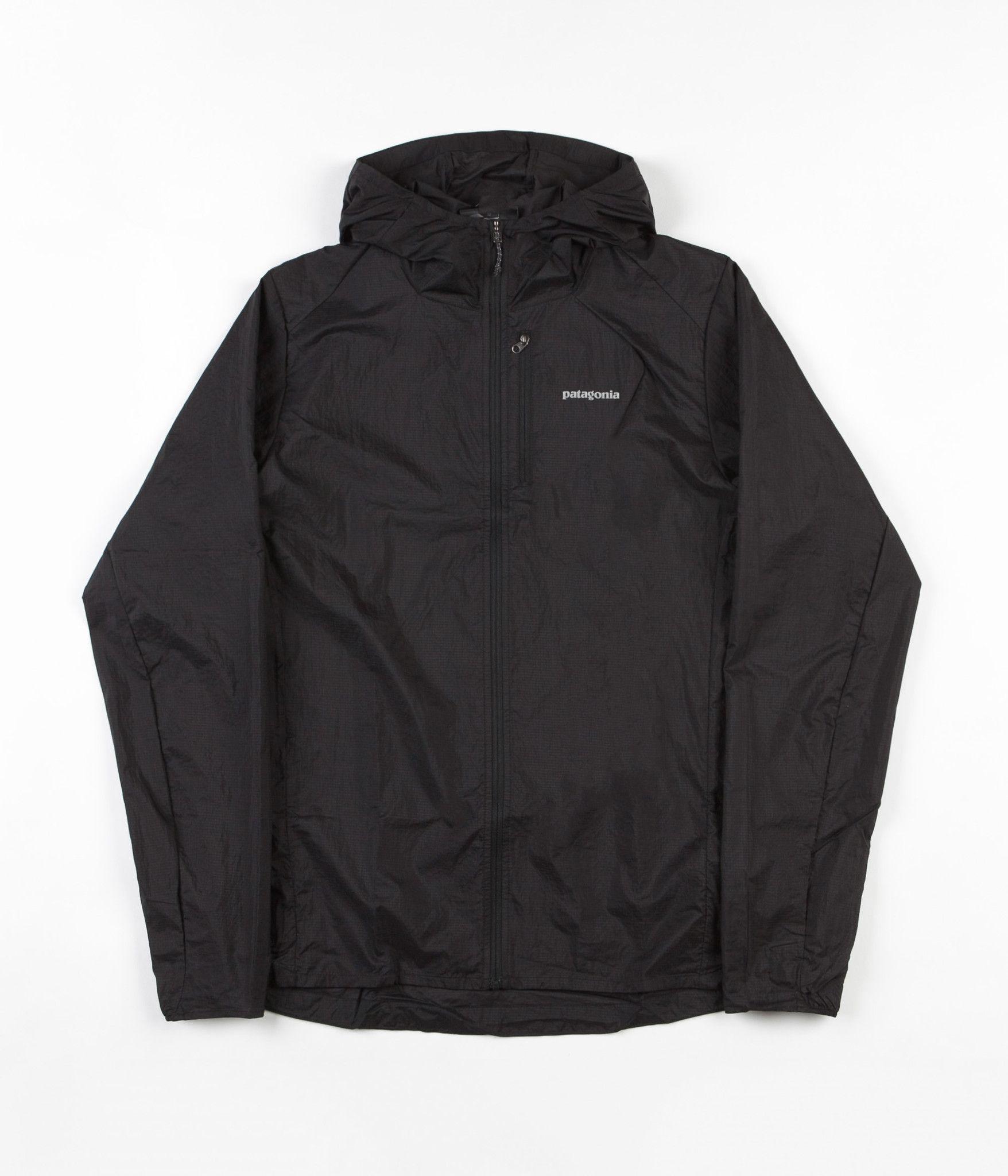 Patagonia Houdini Jacket Black (With images) Jackets