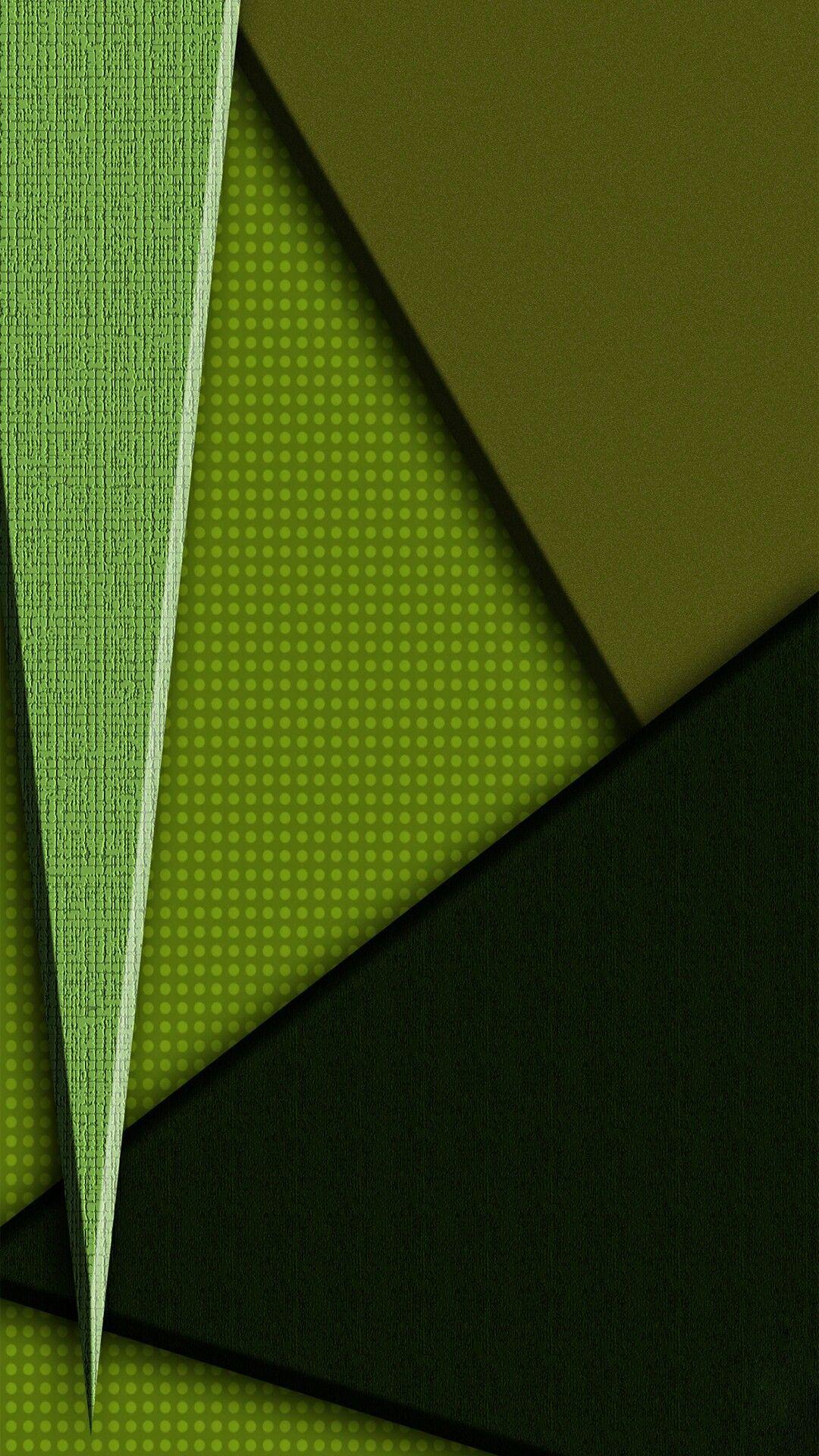 Green Olive Abstract Wallpaper Lock Screen Wallpaper