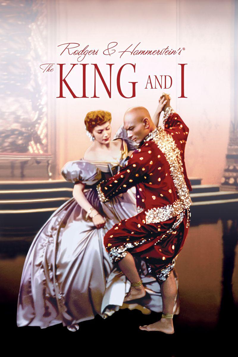 The King And I Movie Poster Deborah Kerr Yul Brynner Rita Moreno Thekingandi Deborahkerr Yulbrynne Buenas Peliculas Fotos De Cine Películas Musicales
