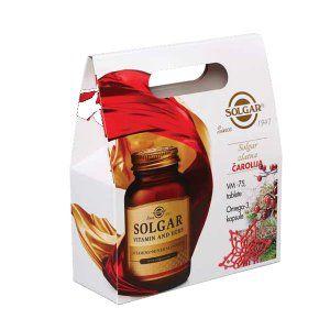 Solgar Vm 75 I Omega 3 Paket Moja Online Ljekarna Coner Evening Primrose Primrose Skin