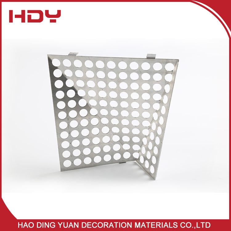 Fire Resistant Interior Decorative Aluminum Wall Decorative Panel