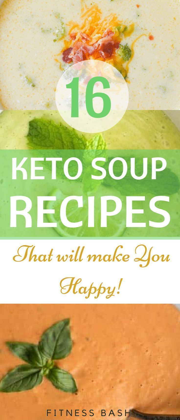 381 Easiest Way To Prepare Tasty Instant Pot Cabbage Sausage Soup: Keto Soup Recipes: 16 Easy & Delicious Keto Soup Recipes
