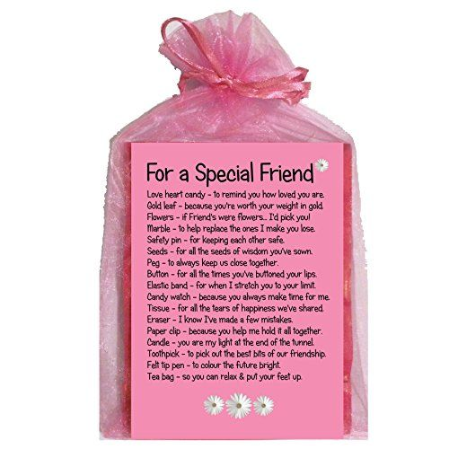 Friendship Best Friend BFF Survival Kit Gift Great Present For Birthday Or Christmas