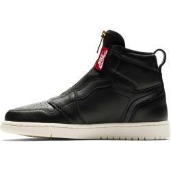 Jordan Air Jordan 1 High Zip Damen Sneaker schwarz Nike