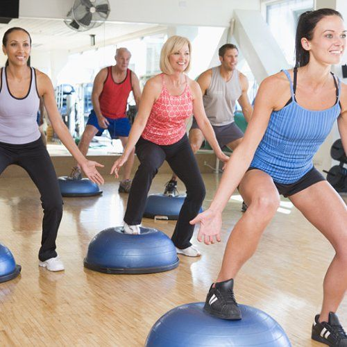 Don't Fear the Crowds: How Group Exercise Offers a Bigger Burn