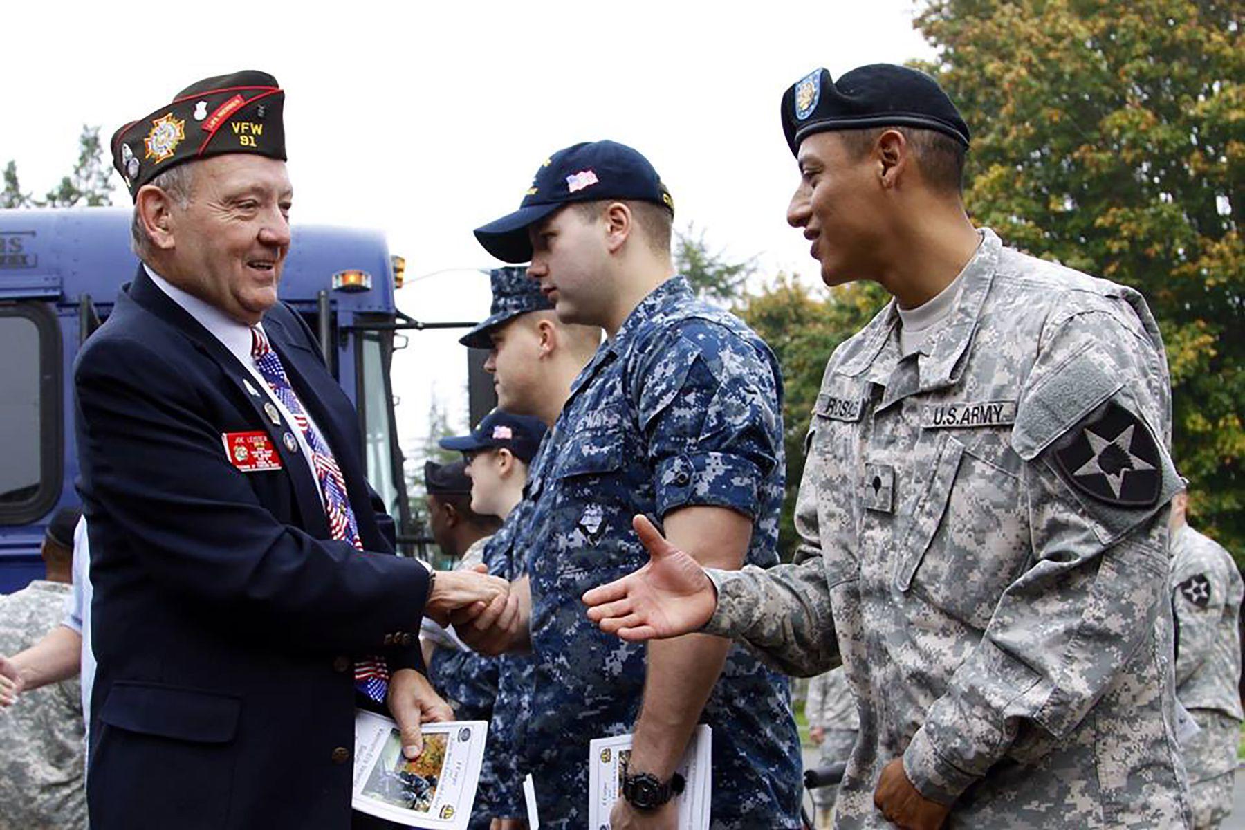 Home vietnam veterans day strive lending