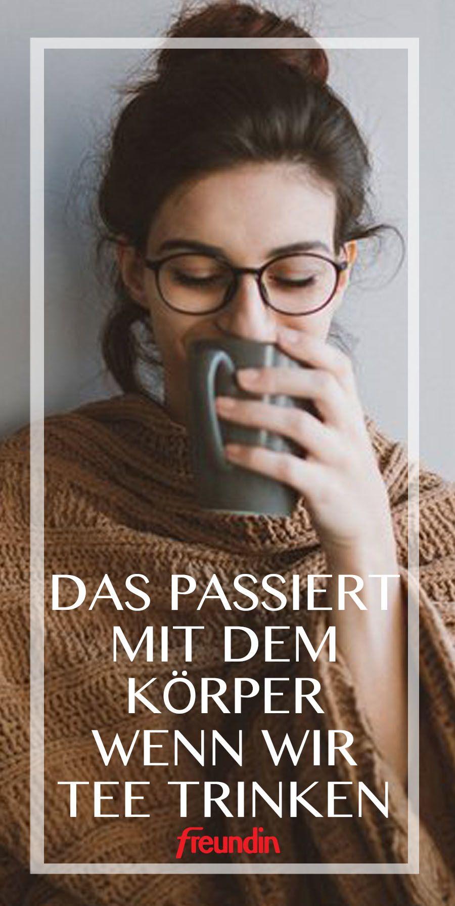 Das Passiert Mit Ihrem Körper Wenn Sie Tee Trinken Tee