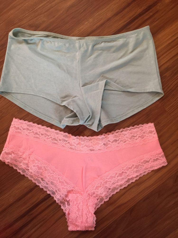 b30e80462d64 NEW NWT Victoria's Secret Cheeky and Shortie/Minishort LOT of 2 Panty  Medium #fashion #clothing #shoes #accessories #womensclothing  #intimatessleep (ebay ...