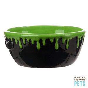 Martha Stewart Pets Cauldron Dog Bowl Food Water Bowls Petsmart Martha Stewart Pets Pets Dog Bowls