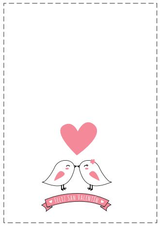 Las 20 mejores tarjetas románticas para imprimir   Tarjetas ...