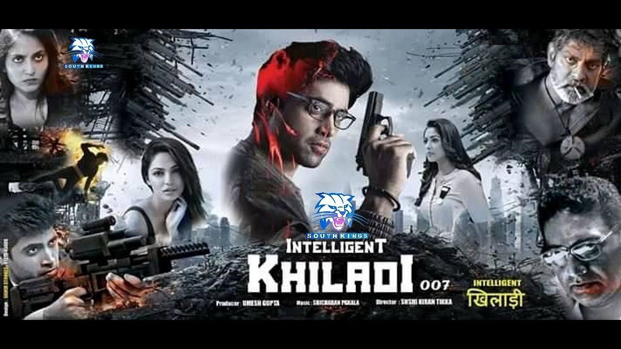 Intelligent Khiladi 007 Hindi Dubbed Movie Intelligent Khiladi