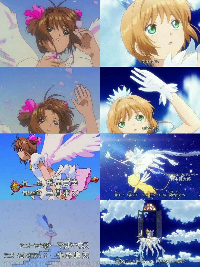 Cardcaptor Sakura Clear Card Season 2 : cardcaptor, sakura, clear, season, Cardcaptor, Sakura:, Season, Clear, Sakura,, Anime,