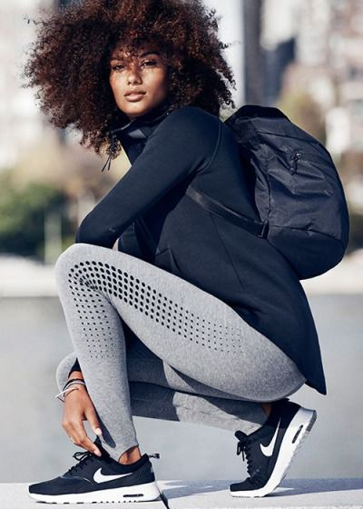 ✿pinterest: @evellynlouyse   Ropa nike mujer, Ropa