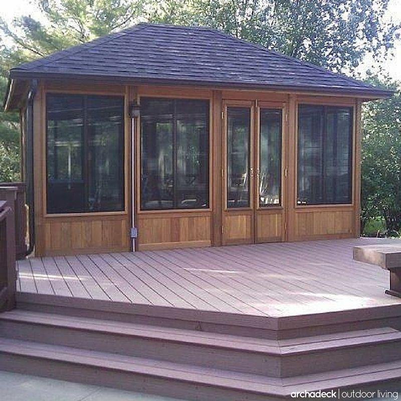 Wondering How To Select A Gazebo Design Start With Choosing A