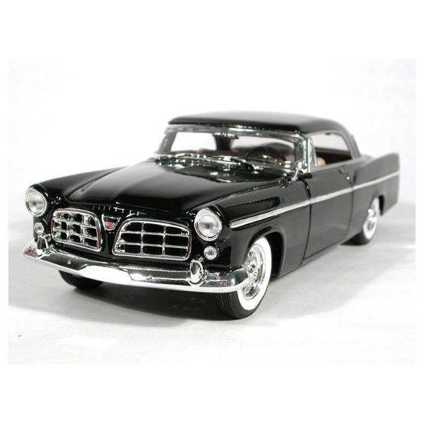 1956 Chrysler 300B Diecast Model Car 1 18 Scale Die Cast