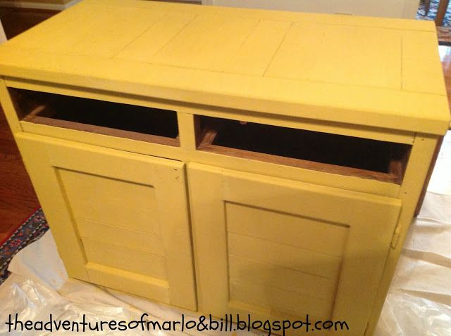This End Up Furniture Makeover