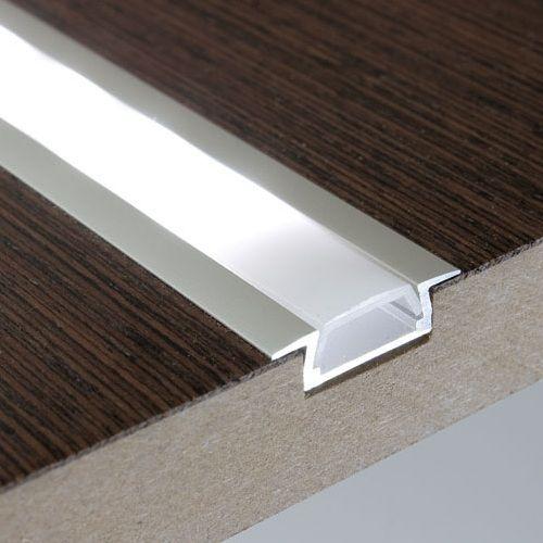 led flush mount recessed strip lighting