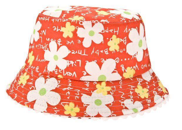 Cómo hacer un sombrero de tela para el sol  0efcbd7150c